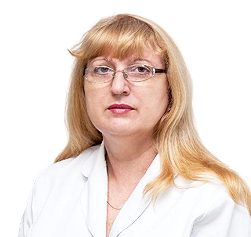 Врач Ряховская Маргарита Федоровна