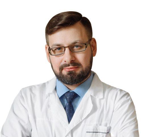 Врач Макаренков Евгений Владимирович