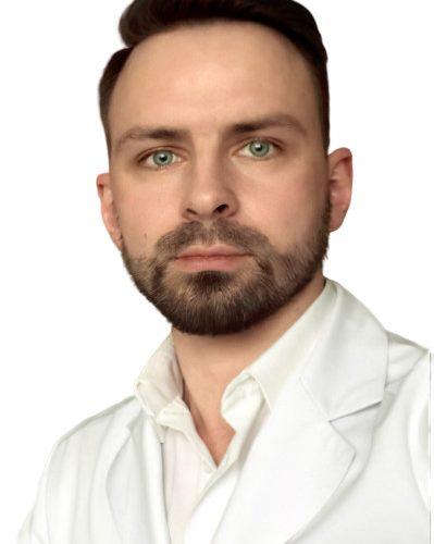 Врач Александров Николай Петрович