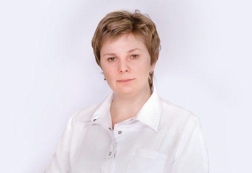 Врач Панина Ирина Валентиновна