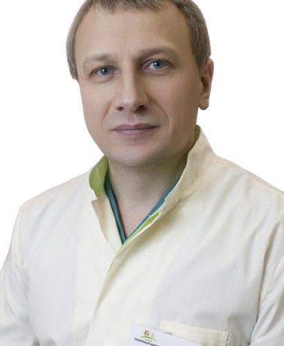 Врач Черемухин Андрей Федорович