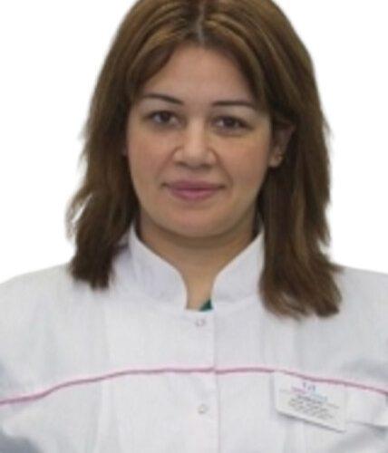 Врач Джаббарова Айнур Надировна