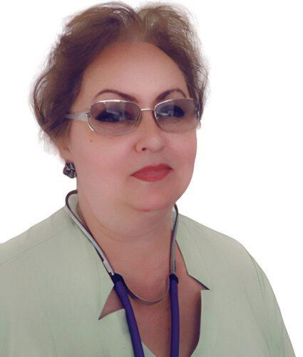 Врач Красникова Татьяна Ивановна