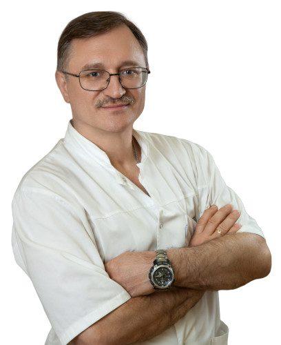 Врач Кишкин Юрий Иванович