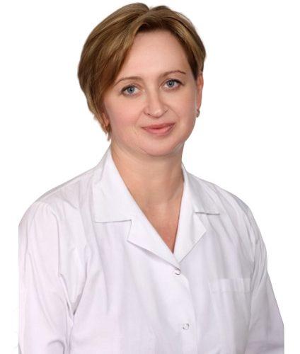 Врач Левина Юлия Викторовна