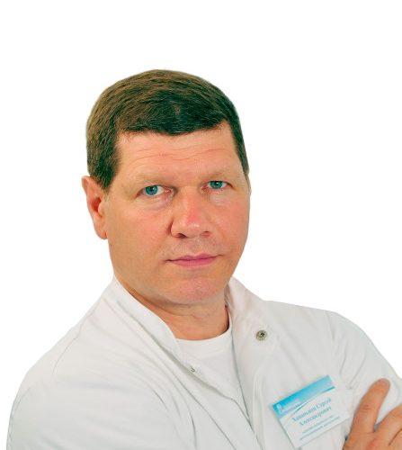 Врач Хананьянц Сергей Александрович