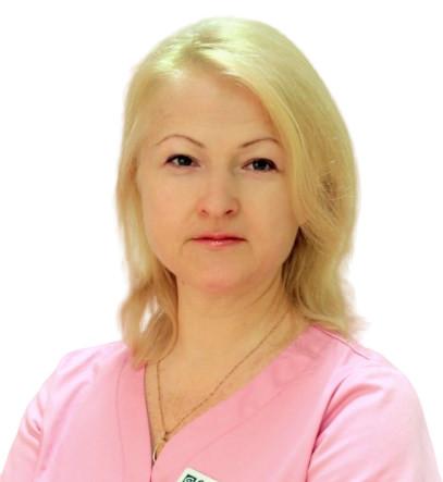 Врач Строк Наталья Юрьевна