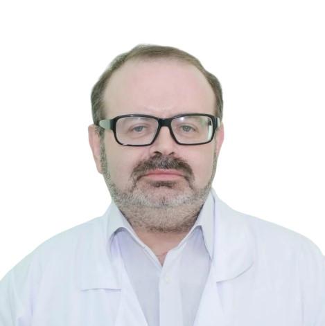 Врач Слонимский Борис Юрьевич