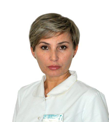 Врач Коваленко Жанна Александровна