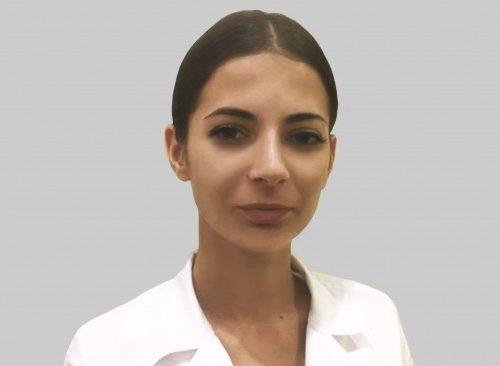Врач Мамацашвили Медея Георгиевна