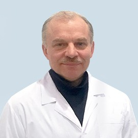 Врач Терёшин Владимир Степанович
