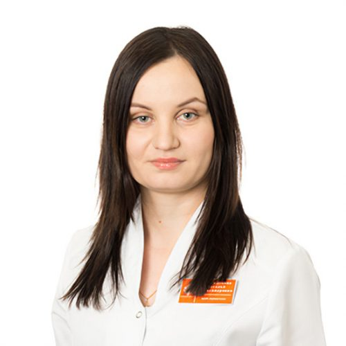 Врач Спиридонова Наталья Александровна