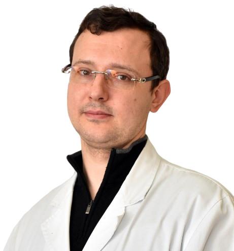 Врач Колединский Антон Геннадьевич