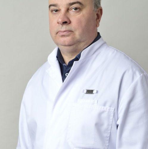 Врач Бурцев Олег Анатольевич