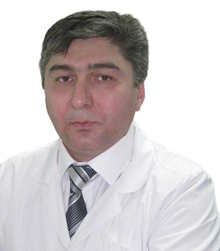 Врач Шаков Исмаил Магометович