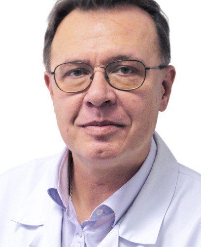 Врач Краснов Сергей Александрович