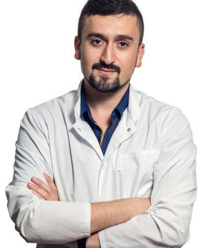 Врач Саркисян Давид Вячеславович