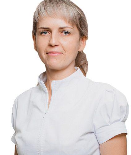 Врач Русецкая Татьяна Федоровна