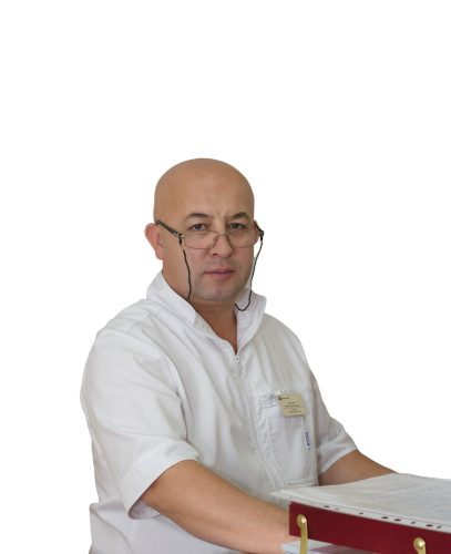 Врач Махмудов Мубин Икромжонович