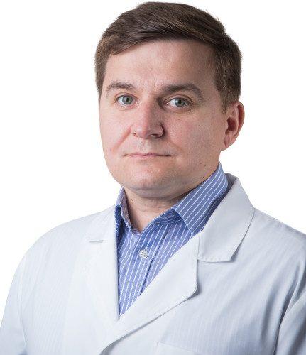 Врач Липинский Павел Владимирович