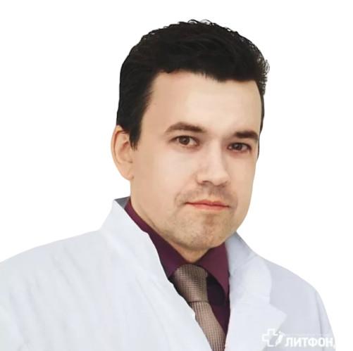 Врач Быков Сергей Анатольевич