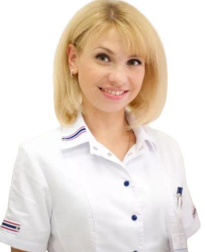Врач Жукова Елена Николаевна