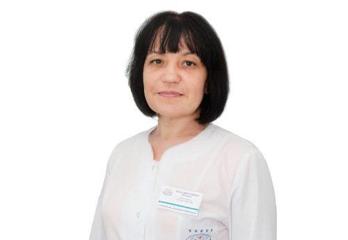 Врач Машкова Ольга Николаевна