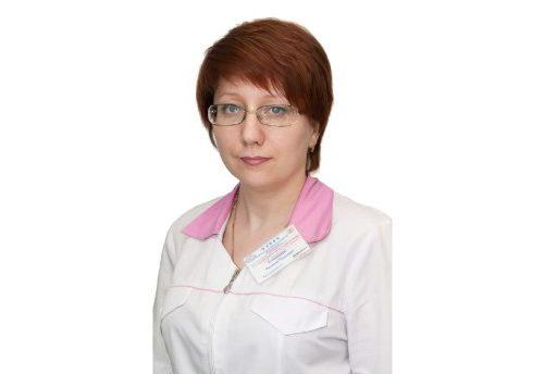 Врач Олейник Наталия Павловна
