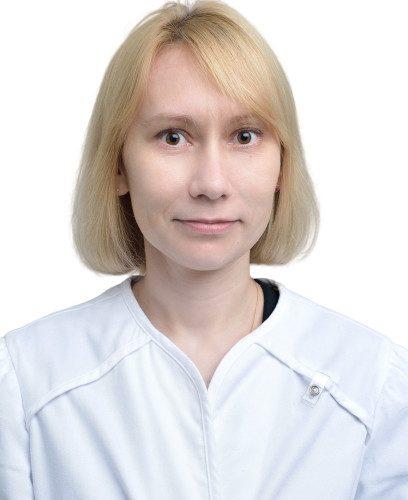 Врач Ванцинова Елена Владимировна