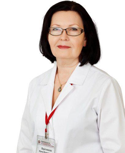 Врач Воротникова Ирина Валентиновна