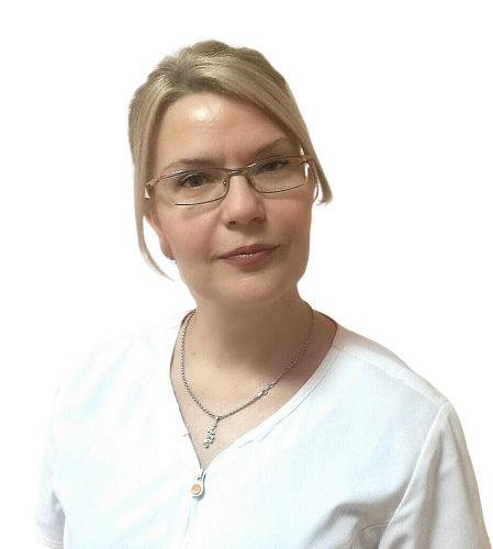 Врач Дмитриева Надежда Александровна