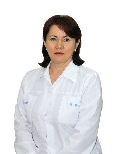 Врач Федякина Лайла Масутовна