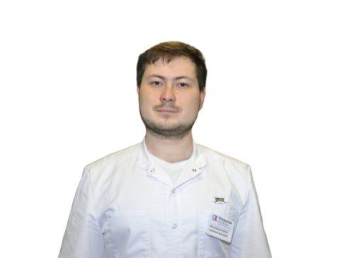 Врач Андреев Артем Вячеславович