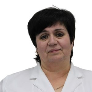 Врач Брюкнер Ирина Анатольевна