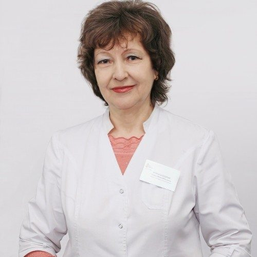 Врач Еммануилова Нина Михайловна