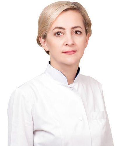 Врач Вербовская Анна Павловна