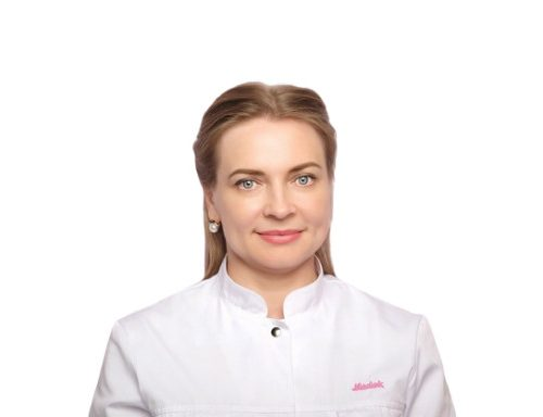 Врач Копьева Ольга Викторовна