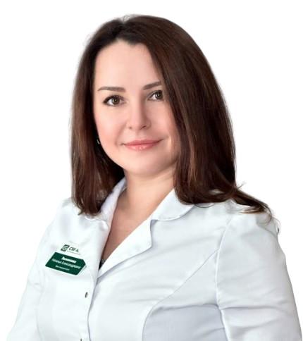 Врач Зеленкова Наталья Александровна