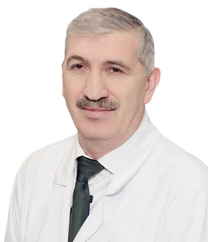 Врач Каранашев Артур Адамович