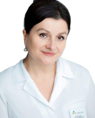 Врач Черепахина Светлана Ивановна