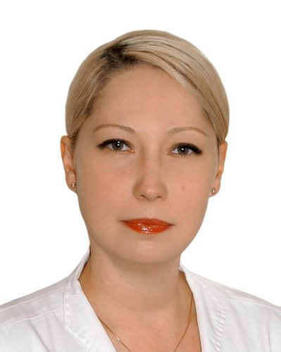 Врач Цыганкова Екатерина Александровна