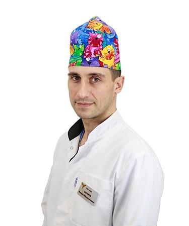 Врач Загиров Физули Абумуслимович