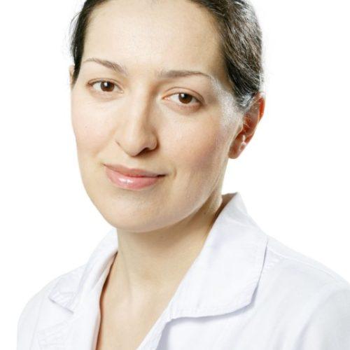 Врач Кадохова Вера Валерьевна