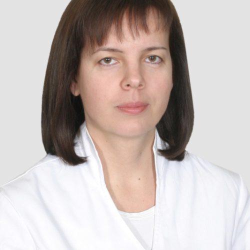 Врач Фролкова Елена Владимировна
