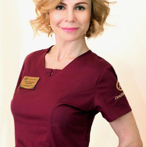 Врач Андриянова Ольга Алексеевна