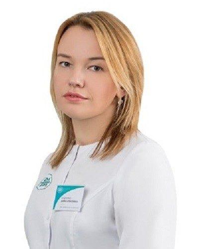 Врач Андрияко Дарья Алексеевна