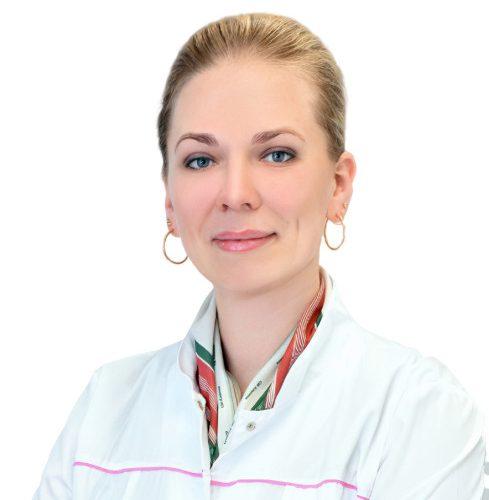 Врач Пащенко Екатерина Юрьевна