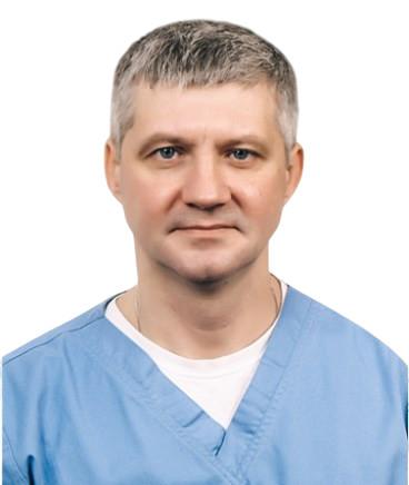 Врач Сиганьков Сергей Анатольевич