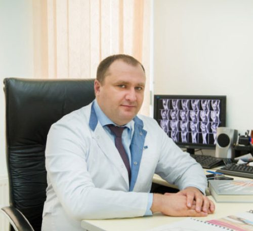 Врач Сопин Валерьян Зурабович