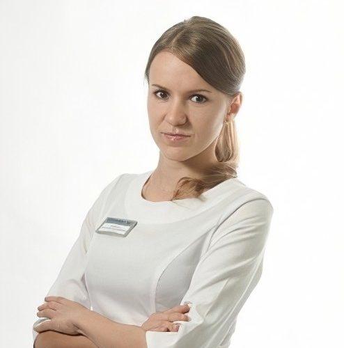 Врач Курбатова Анастасия Владимировна